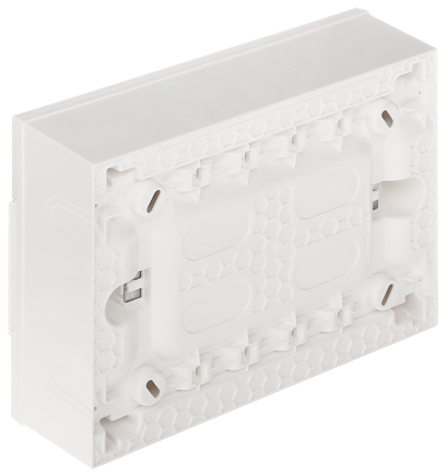 SURFACE MOUNTING DISTRIBUTION CABINET 12 MODULAR LE 135421 Practibox S LEGRAND