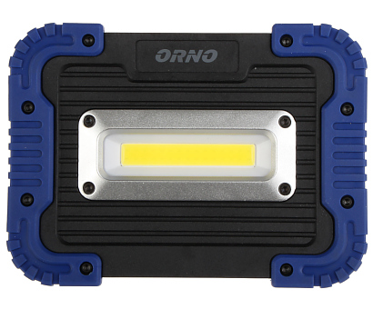 LED FLOODLIGHT WITH BATTERY OR NR 6151L4 ORNO