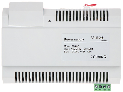 SWITCHING ADAPTER P26 40 VIDOS