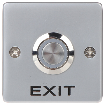 DOOR RELEASE BUTTON PA C6 LED