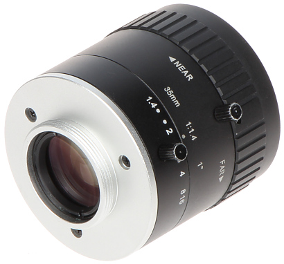 FIXED LENS MEGA PIXEL PFL35 K10M 35 mm DAHUA