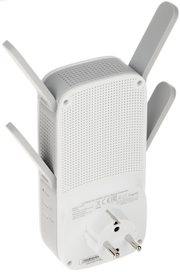 UNIVERSAL WIFI RANGE EXTENDER TL RE650 2 4 GHz 5 GHz TP LINK