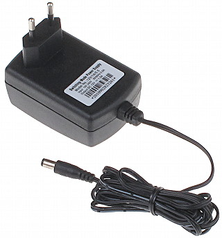 SWITCHING ADAPTER 12V 1A 5 5 P100