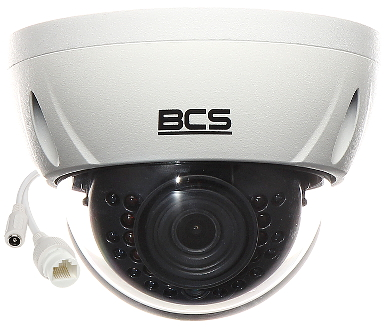 CAMERA ANTI VANDALISME IP BCS DMIP3400IR E III 4 0 Mpx 2 8 mm