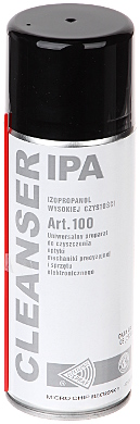 ISOPROPYL ALCOHOL CLEANSER IPA 400 SPRAY 400 ml