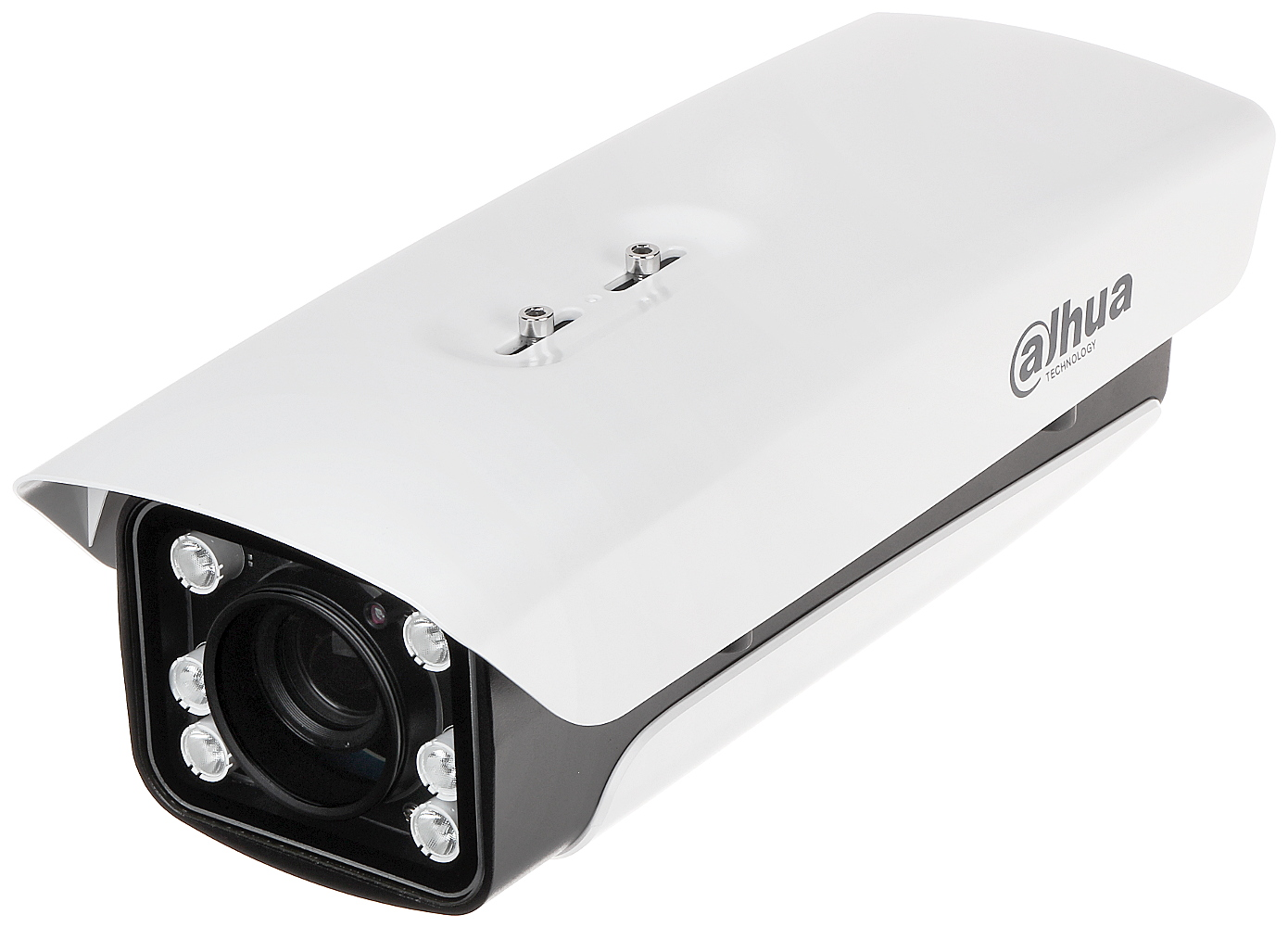 IP CAMERA ANPR DH-ITC237-PU1B-IR - 1080p 5     50 mm D