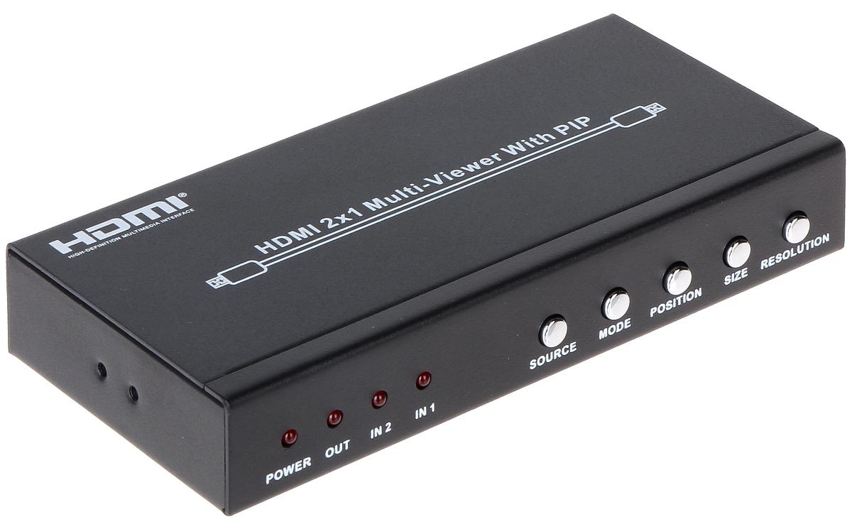 284bc3a0282 MITME KUJUTISE KANALI LÜLITI HDMI-SW-2/1-PIP - Mitme HDMI kujutise ...