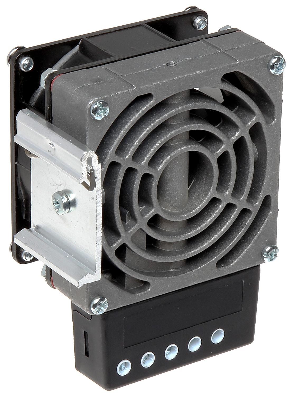 Underbar VÄRMEFLÄKT HVL-031-100W - Värmare med halvledare och värmefläktar JU-75