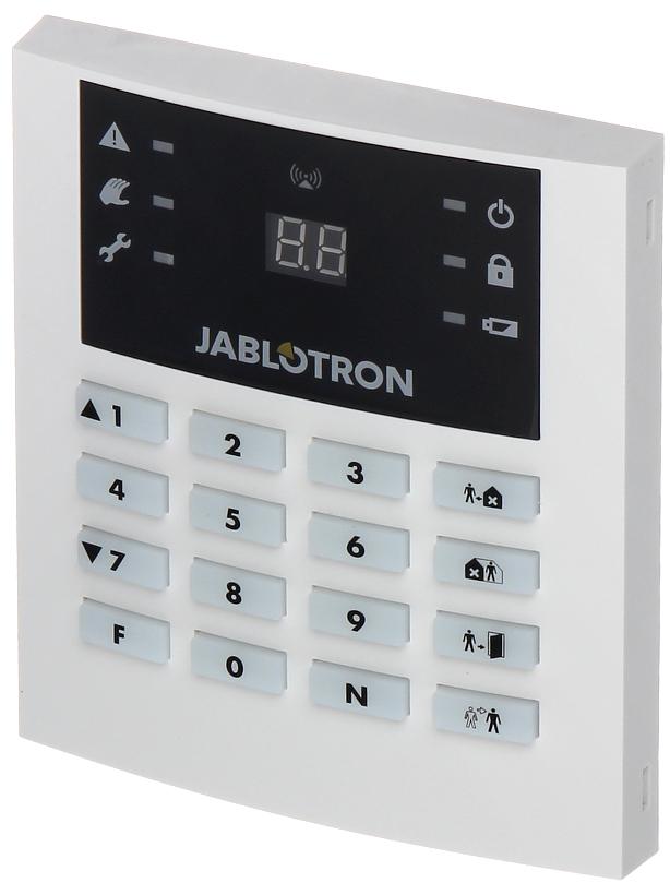 Jablotron 60 инструкция пользователя - фото 6