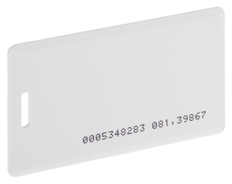 Bezkontaktna Karta Rfid Kt Std 2 Satel Karti Delta