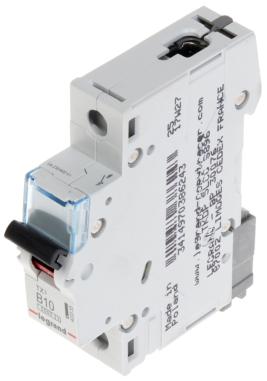 Circuit Breaker Le 403355 One Phase 10 A B Type Legrand Why My Ac Trips The When I Switch It On Sunrise