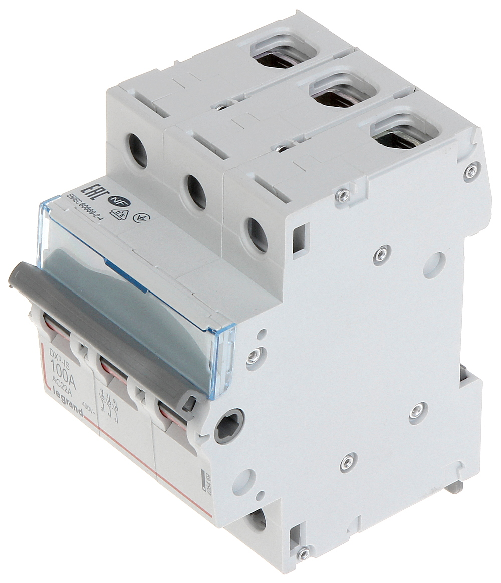 ISOLATING SWITCH LE-406469 THREE-PHASE 100 A LEGRAND - Switches - Delta
