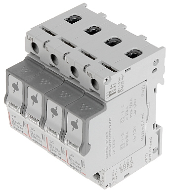 OVERVOLTAGE LIMITER LE 412253 THREE PHASE 1 2 TYPE LEGRAND