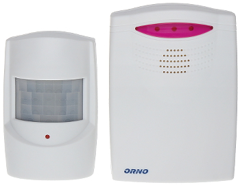 PIR DETECTOR WITH AUDIO SIGNAL OR MA 705