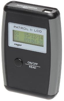 ZAPISOVA PR CE BEZPE NOSTNEJ SLU BY PATROL II LCD