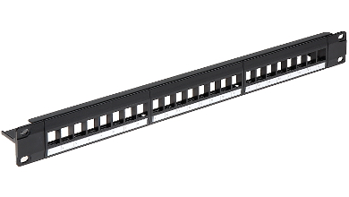 PATCH PANEL KEYSTONE PP 24 FX C1