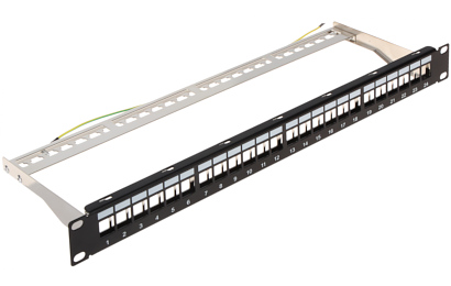 PATCH PANEL KEYSTONE PP 24 FX C