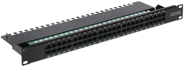 TELEPHONE PATCH PANEL PP 50 RJ