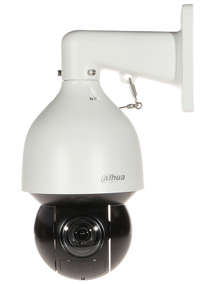IP SPEED DOME CAMERA OUTDOOR SD5A445XA HNR 4 Mpx 3 95 177 7 mm DAHUA