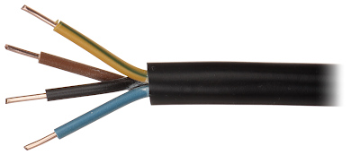 ELECTRIC CABLE YKY 4X1 5